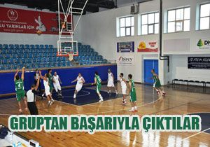 BASKETBOLCULAR PLAY-OFF'DA