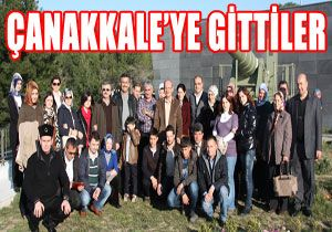 AK PARTİ'DEN ANLAMLI GEZİ