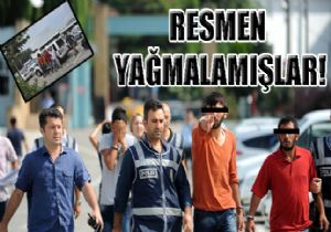 POLİS AMAN VERMEDİ