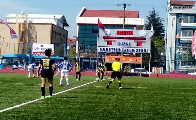 U-16 PLAY-OFF VE U-13 MAÇLARI