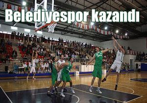 BASKETBOLDA GALİBİYET