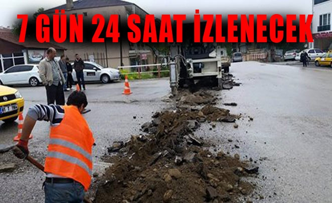 İLÇEDE MOBESE HAZIRLIĞI