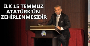 ERDOĞAN TASFİYE EDİLMEK İSTENDİ