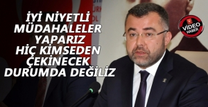 CHP'NİN 'TORPİL' SORULARINA YANIT