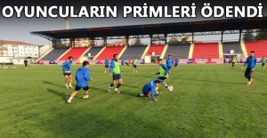 DÜZCESPOR MORALLERİ İYİ GİDİYOR
