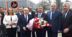 YILMAZ VE ÖZLÜ DÜZCE'DE