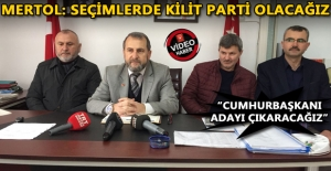 SAADET PARTİSİ KONGREYE GİDİYOR