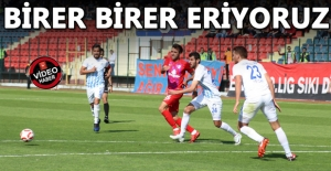 PLAY OFF'U ATEŞE ATTIK