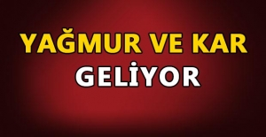 METEOROLOJİ SAAT VERDİ